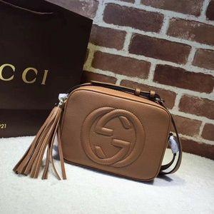Gucci Soho & Marmont handbags